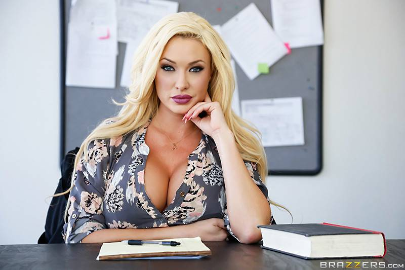 Big tits at school doggy with the dean scene starring len 9